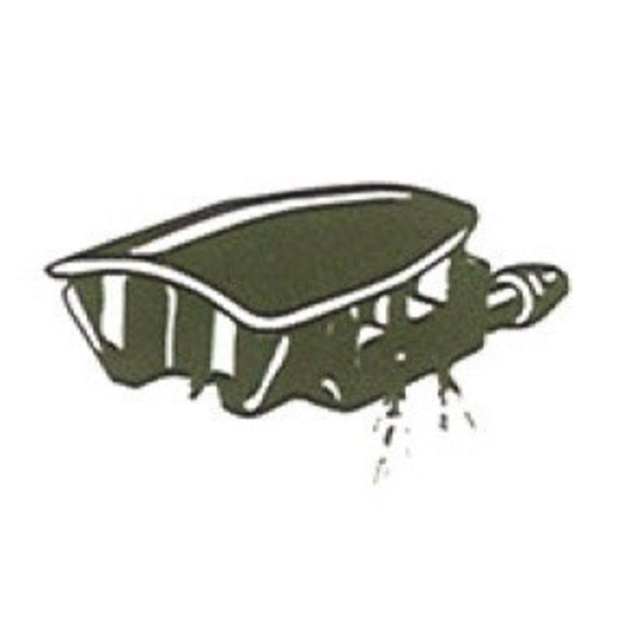Ruitensproeier zwart kunststof-3