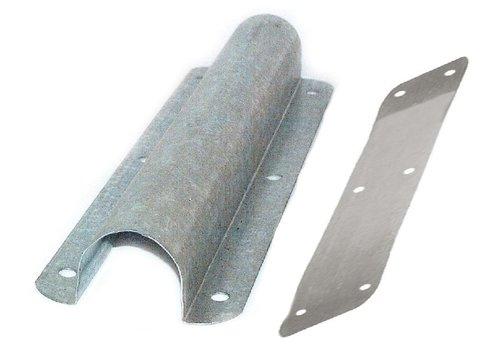 Jonesco Spatschermsteunen (metaal, onderplaat)