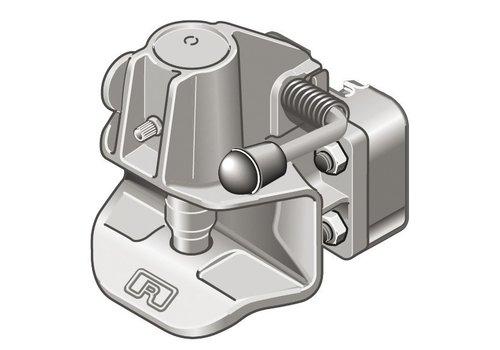 Rockinger RO 100 Variobloc - vangmuil & wisselplaat