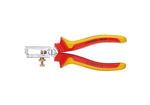 Gedore Draadstriptang met huls-isolatie 160mm