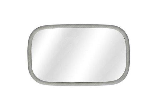 Achteruitkijkspiegel (grijs, 188 mm breed)