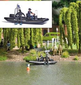 Busch Busch 5485 Polizeiboot mit See ( Funktion )