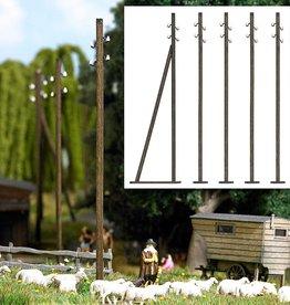 Busch Busch 1569 Freileitungsmasten ( Echtholz )