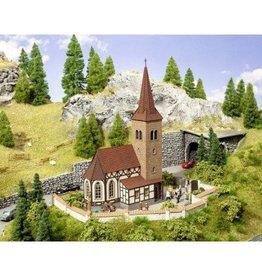 """Noch Noch 66906 Kirche """"St. Georg"""" mit micro-sound Glockenläuten"""