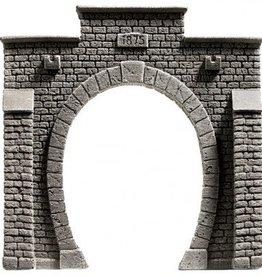 Noch Noch 58051 Tunnel-Portal, 1-gleisig, 13,5 x 12,5 cm