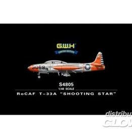 "Great Wall Hobby GWH RoCAF T-33A "" Shooting Star"" 1:48"