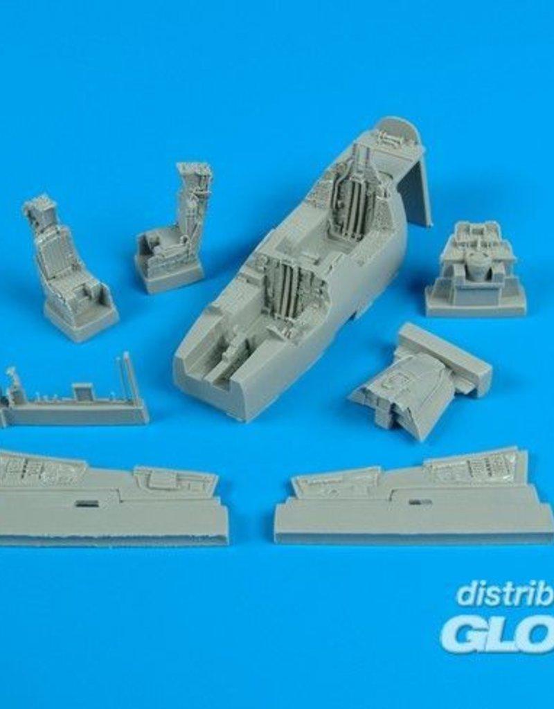Aires Aires: F-14A Tomcat Cockpit Set für Hasegawa Bausatz. in 1:72 [7387163]