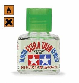 Tamiya Plastikkleber 40ml Tamiya Extradünn
