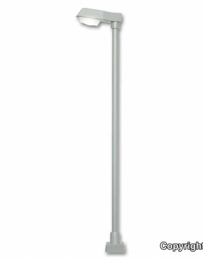 Viessmann 60921 H0 Straßenleuchte modern, Kontaktstecksockel, LED weiß
