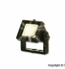 Viessmann 6333 H0 Flutlichtstrahler rechteckig, LED weiß