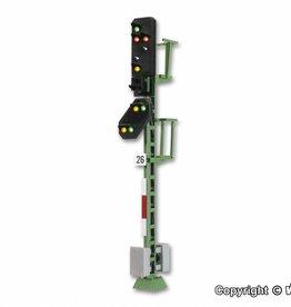 Viessmann 4726 H0 Licht-Ausfahrsignal mit Vorsignal und Multiplex -Technologie