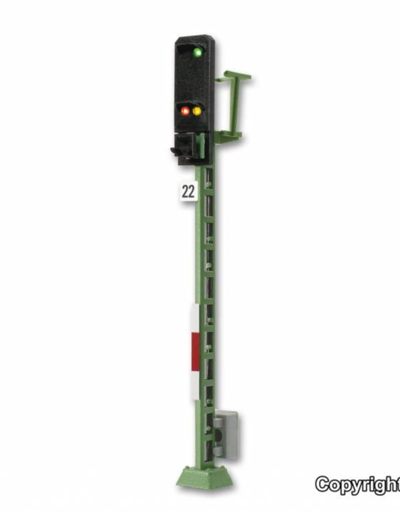 Viessmann 4722 H0 Licht-Einfahrsignal mit Multiplex-Technologie