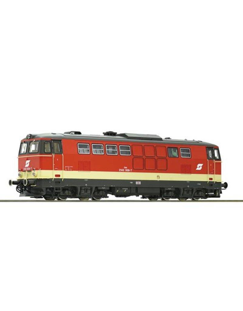 Roco Roco 72721 Diesellok Rh2143 ÖBB Snd.H0