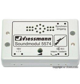 Viessmann 5574 Soundmodul Jagd