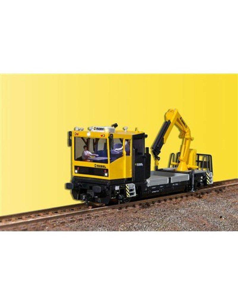 Viessmann 2611 H0 ROBEL Gleiskraftwagen 54.22, Funktionsmodell für Dreileitersysteme