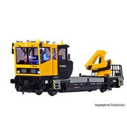 Viessmann 2610 H0 ROBEL Gleiskraftwagen 54.22, Funktionsmodell für Zweileitersysteme