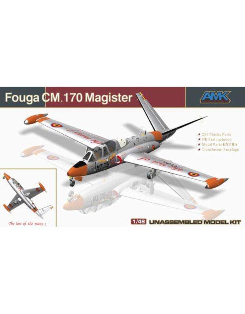 AMK AMK 88004 Fouga CM.170 Magister 1:48
