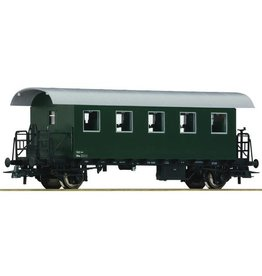 Roco Roco 64589 Spantenw.2a. grün 5-fenst. H0