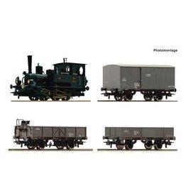 """Roco Roco 61457 Zugset """"Kaiserzeit"""" DC H0"""