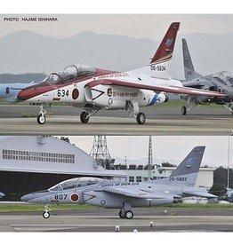 Hasegawa Hasegawa 602224 Kawasaki T-4 1:72