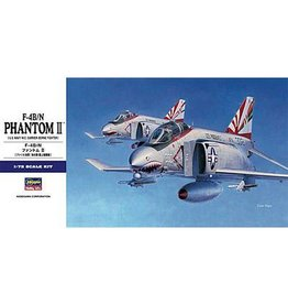 Hasegawa Hasegawa 601566 F4B/N Phantom II 1:72