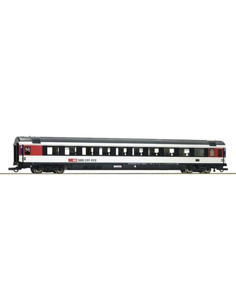 Roco Roco 64400 EC Wagen 2.Kl. SBB schwarz/wei