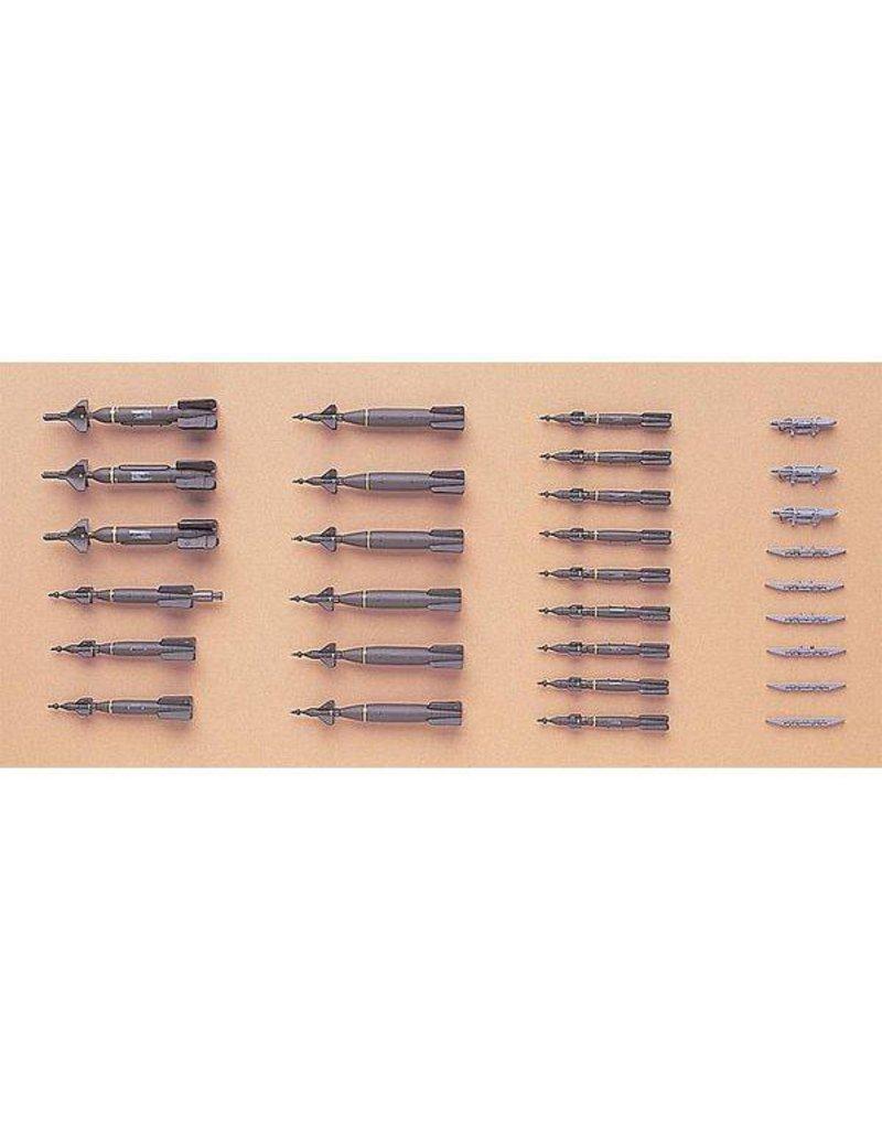 HASEGAWA 1/72 1/72 Aircraft Weapons VI