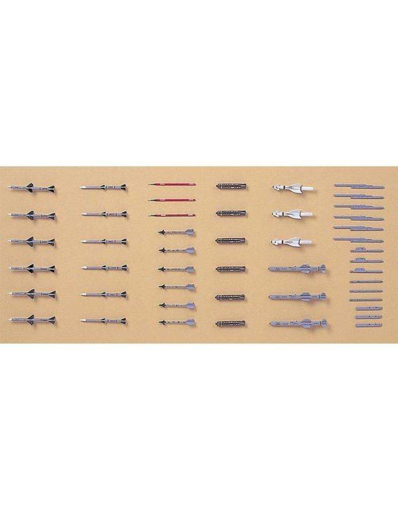 HASEGAWA 1/72 1/72 Aircraft Weapons V