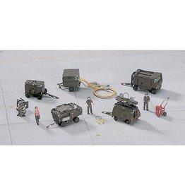 HASEGAWA 1/72 Hasegawa 635006 1/72 Ground Equipment Set