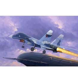 Trumpeter 1/72 Trumpeter 751669 1/72 Su-33UB Flanker D