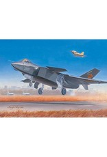 Trumpeter 1/72 1/72 Chinese J20 Fighter