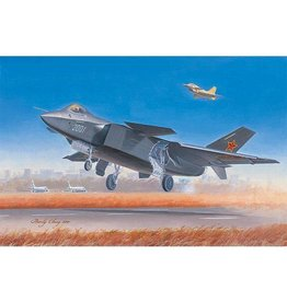 Trumpeter 1/72 Trumpeter 751663 1/72 Chinese J20 Fighter
