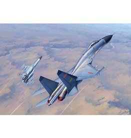 Trumpeter 1/72 Trumpeter 751662 1/72 Chinese J11B Fighter