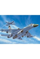 Trumpeter 1/72 1/72 Su-27 Early Type Fighter