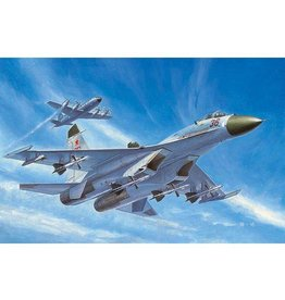 Trumpeter 1/72 Trumpeter 751661 1/72 Su-27 Early Type Fighter