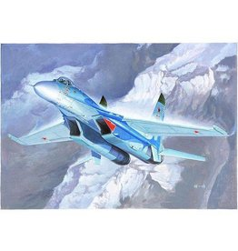Trumpeter 1/72 Trumpeter 751660 1/72 Su-27 Flanker B Fighter