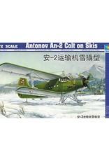 Trumpeter 1/72 1/72 Antonov - AN-2 Colt on Skis