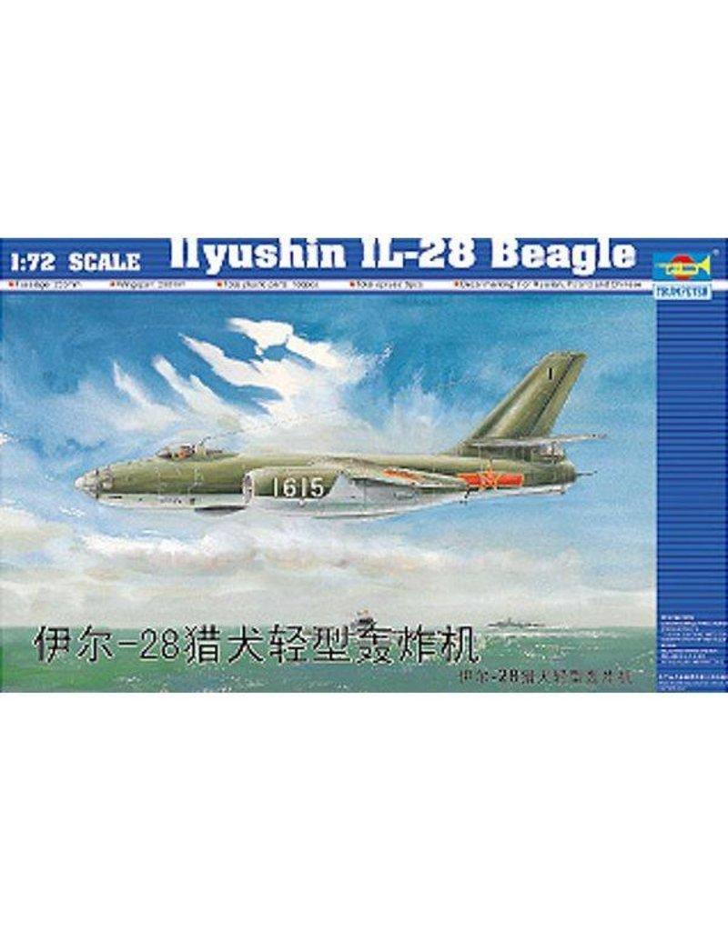 Trumpeter 1/72 1/72 IL-28 Beagle