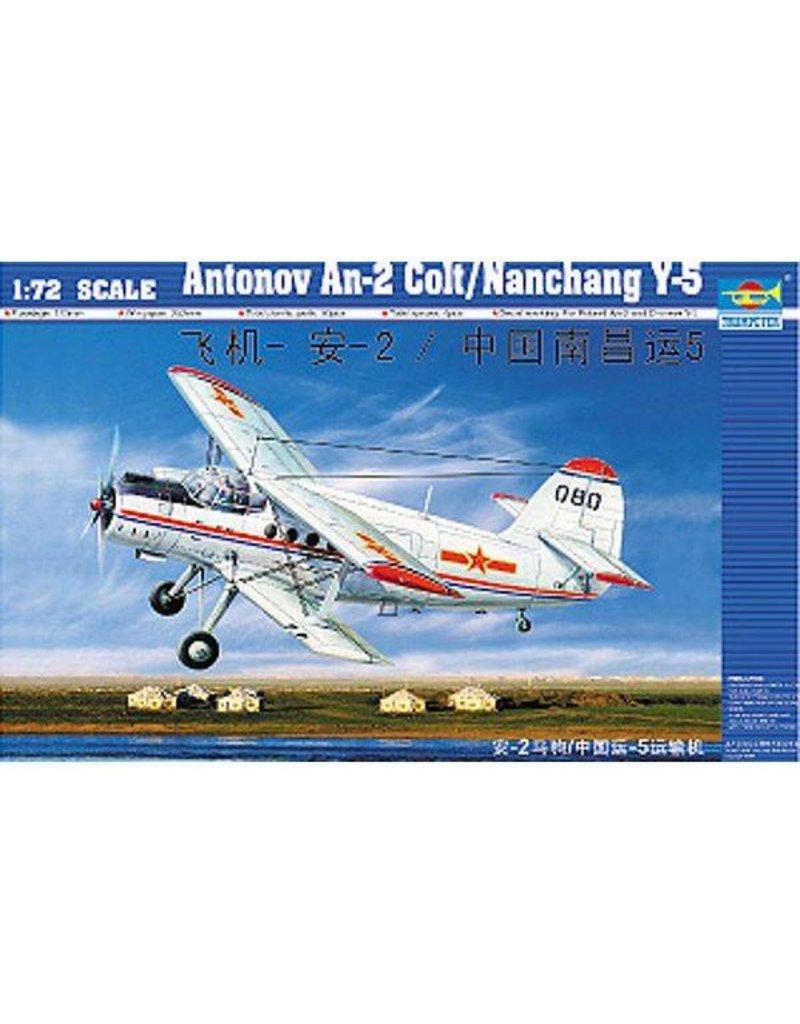 Trumpeter 1/72 1/72 Antonov An-2 Colt/Nanchang Y-5