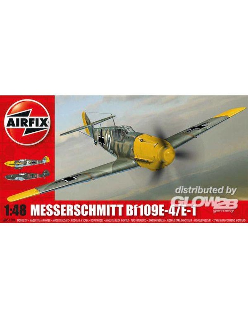 Airfix Airfix Messerschmitt Bf109E-4/E