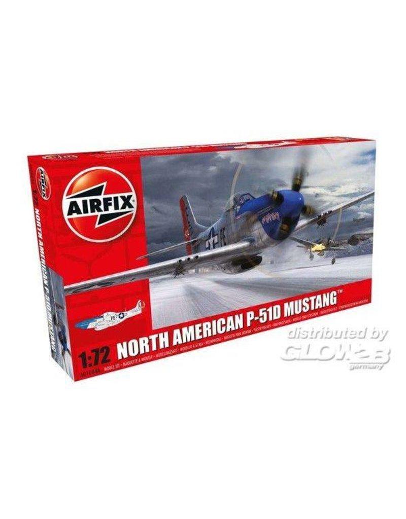 Airfix Airfix North American P-51D Mustang