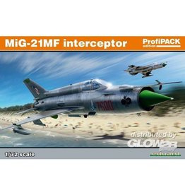 Eduard Eduard 3970141 Mig 21 MF interceptor Profi Pack