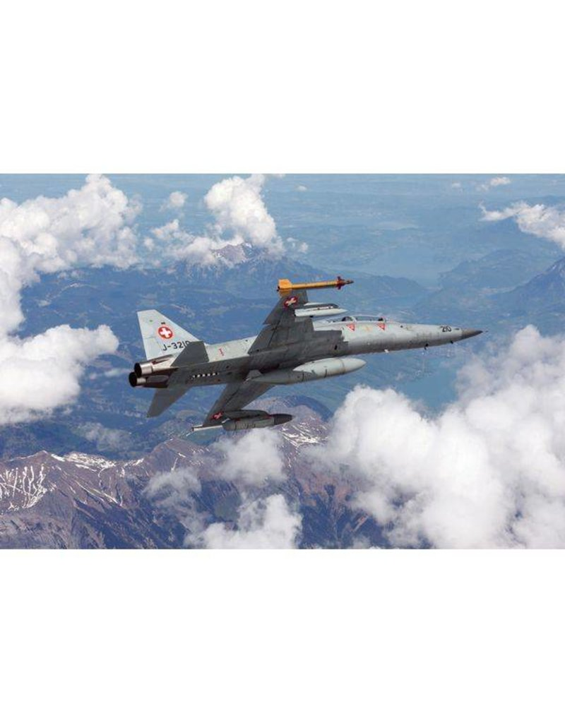 Italerie 1:72 F-5 F Twin Seater