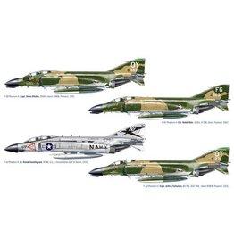 Italeri Italerie 1373 1:72 F-4 C/D/J Phantom Aces