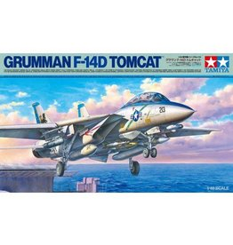 Tamiya Tamiya 61118 1:48 Grumman F-14D Tomcat