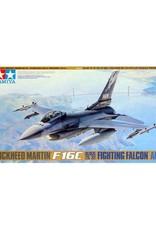 Tamiya 1:48 Lockheed Martin F-16C Bl