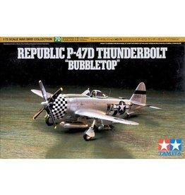 Tamiya Tamiya 60770 1:72 P-47D Thunderbolt Bubble