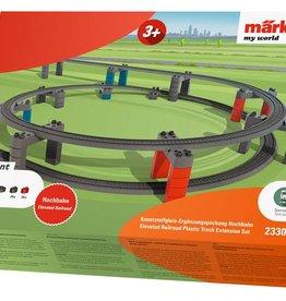 Märklin my world Märklin 23301 Kunststoffgleis-Ergänzungspackung Hochbahn