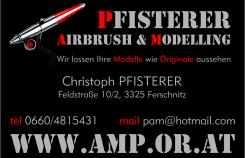 Pfisterer Airbrush & Modelling