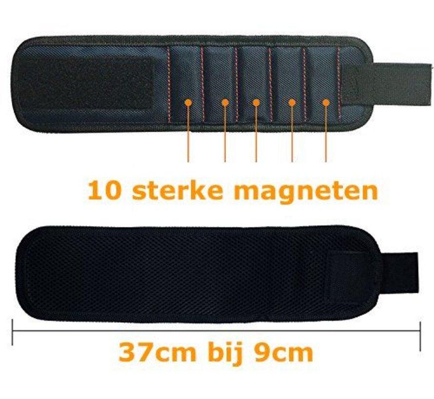 Magnetische armband Gereedschaphouder